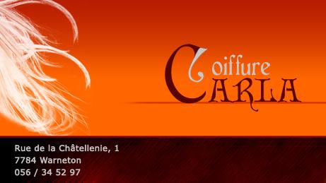 Carla coiffure warneton
