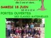 Portes ouvertes des classes maternelles de St Henri Ploegsteert